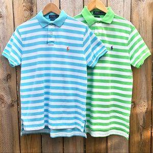 Polo RL Bundle | 2 NWOT Polo Shirts Size M